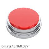 Купить «Красная аварийная кнопка», иллюстрация № 5160377 (c) Евгения Фашаян / Фотобанк Лори