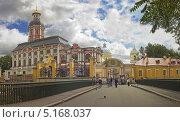 Александро-Невская лавра (Санкт-Петербург) (2013 год). Редакционное фото, фотограф Валентина Троль / Фотобанк Лори