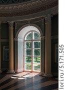Окно во дворце (2013 год). Редакционное фото, фотограф Инесса Скрипкина / Фотобанк Лори