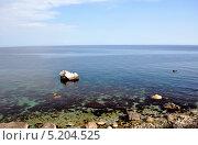 Море. Стоковое фото, фотограф Андрей / Фотобанк Лори