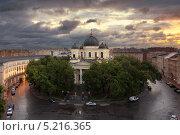 Купить «Санкт-Петербург, вид на Спасо-Преображенский собор», фото № 5216365, снято 10 июля 2020 г. (c) Смелов Иван / Фотобанк Лори