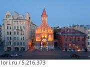 Купить «Санкт-Петербург, эстонская церковь святого апостола Иоанна», фото № 5216373, снято 17 июня 2019 г. (c) Смелов Иван / Фотобанк Лори