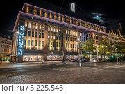 """Торговый центр """"Стокманн"""". Хельсинки (2013 год). Редакционное фото, фотограф Геннадий Соловьев / Фотобанк Лори"""