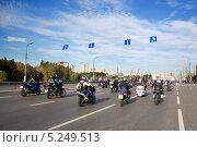 Байкеры, мотоциклисты (2013 год). Редакционное фото, фотограф Ekaterina Klementyeva / Фотобанк Лори