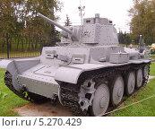 Легкий танк (2008 год). Редакционное фото, фотограф Игорь Заякин / Фотобанк Лори