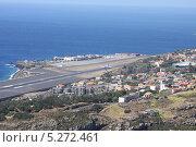 Купить «Аэропорт острова Мадейра», фото № 5272461, снято 4 августа 2013 г. (c) Геннадий Милуцкий / Фотобанк Лори