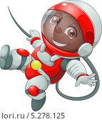 Купить «Астронавт», иллюстрация № 5278125 (c) Panchenko Andrey / Фотобанк Лори