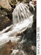 Вода с гор. Стоковое фото, фотограф Анастасия Ефремова / Фотобанк Лори