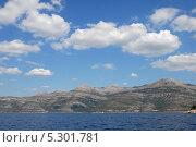 Купить «Хорватия. Побережье», эксклюзивное фото № 5301781, снято 16 сентября 2012 г. (c) Svet / Фотобанк Лори