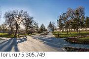 Астраханский пейзаж. Стоковое фото, фотограф Андрей Воробьев / Фотобанк Лори