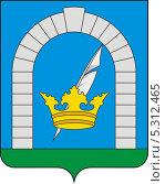 Купить «Герб поселения Рязановское», иллюстрация № 5312465 (c) VectorImages / Фотобанк Лори