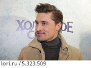 Купить «Дима Билан», фото № 5323509, снято 29 ноября 2013 г. (c) Архипова Екатерина / Фотобанк Лори