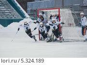 Купить «Водник - Кузбасс», фото № 5324189, снято 30 ноября 2013 г. (c) Евгений / Фотобанк Лори