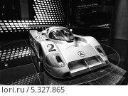 Автомобииль марки Sauber Mercedes C291 (2013 год). Редакционное фото, фотограф Sergey Kohl / Фотобанк Лори