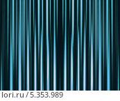 Абстрактный фон с полосатыми голубыми переливами. Стоковая иллюстрация, иллюстратор daniel0 / Фотобанк Лори