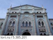 Купить «Москва. Московский печатный двор», фото № 5385201, снято 17 августа 2013 г. (c) Корчагина Полина / Фотобанк Лори