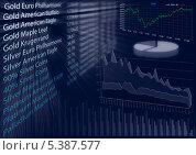 Диаграммы и таблицы. Стоковая иллюстрация, иллюстратор Александр Орлов / Фотобанк Лори