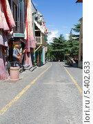 Парк развлечение на горе Мтацминда. Тбилиси. Грузия, фото № 5402633, снято 3 июля 2013 г. (c) Евгений Ткачёв / Фотобанк Лори