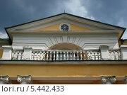 Купить «Усадьба Строгановых в Братцево, Москва», эксклюзивное фото № 5442433, снято 23 мая 2010 г. (c) lana1501 / Фотобанк Лори