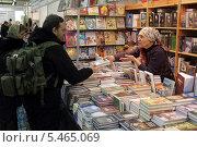 Купить «Москва, православная выставка», эксклюзивное фото № 5465069, снято 29 декабря 2013 г. (c) Дмитрий Неумоин / Фотобанк Лори
