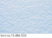 Купить «Фон из снега», фото № 5486533, снято 14 декабря 2012 г. (c) Икан Леонид / Фотобанк Лори