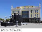 Купить «Макет рубки средней дизельной подводной лодки типа «Щука» в музее военной техники «Боевая слава Урала», город Верхняя Пышма», эксклюзивное фото № 5492893, снято 29 мая 2013 г. (c) Алексей Гусев / Фотобанк Лори