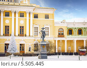 Павловский Дворец. Редакционное фото, фотограф Александр Невский / Фотобанк Лори