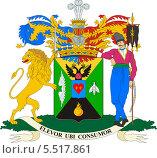 Купить «Герб графов Кочубеев», иллюстрация № 5517861 (c) VectorImages / Фотобанк Лори