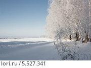 Зимний пейзаж. Стоковое фото, фотограф ASA / Фотобанк Лори