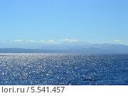 Каскады гор. Стоковое фото, фотограф Артём Вакарин / Фотобанк Лори