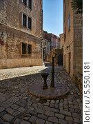 Черногория, Котор, старый город (2013 год). Стоковое фото, фотограф Александр Смаков / Фотобанк Лори