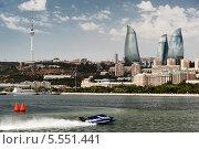 Баку (2013 год). Стоковое фото, фотограф Sergey Krylov / Фотобанк Лори