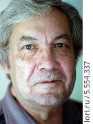 Портрет пожилого мужчины. Стоковое фото, фотограф Insomnia / Фотобанк Лори