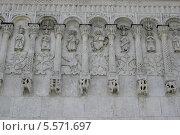 Владимир. Декоративные элементы архитектуры (2009 год). Редакционное фото, фотограф Инна Багаева / Фотобанк Лори