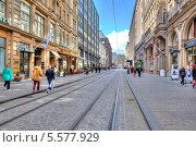 Город Хельсинки. Городской пейзаж (2013 год). Редакционное фото, фотограф Parmenov Pavel / Фотобанк Лори