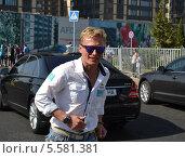 Александр Винокуров (2013 год). Редакционное фото, фотограф Nuridin Kaliyev / Фотобанк Лори