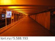 Подземный переход, Москва, Проспект академика Сахарова. Стоковое фото, фотограф Евгений Устинов / Фотобанк Лори