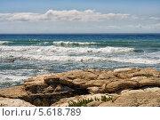 Купить «Каспийское море», фото № 5618789, снято 5 августа 2013 г. (c) Александр Малышев / Фотобанк Лори