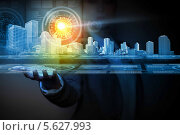 Купить «Концепция современных инновационных технологий», фото № 5627993, снято 16 сентября 2012 г. (c) Sergey Nivens / Фотобанк Лори