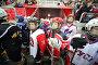 Юные хоккеисты,  чемпионат 2011 - 2012  для спортивных школы, юношеских команд и команд префектур административных округов 28 апреля 2012 года в Сокольниках, Москва, Россия, фото № 5649601, снято 28 апреля 2012 г. (c) Losevsky Pavel / Фотобанк Лори