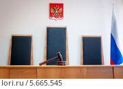 Купить «В зале суда», фото № 5665545, снято 30 сентября 2013 г. (c) 1Andrey Милкин / Фотобанк Лори