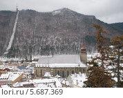 Зимняя Румыния (2013 год). Редакционное фото, фотограф Любовь Белоусова / Фотобанк Лори