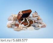 Сокровища. Стоковое фото, фотограф Елена Беззубцева / Фотобанк Лори