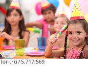 Купить «детский день рождения», фото № 5717569, снято 12 июля 2010 г. (c) Phovoir Images / Фотобанк Лори