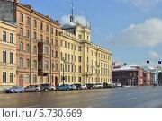 Купить «Виды Санкт-Петербурга», эксклюзивное фото № 5730669, снято 20 марта 2014 г. (c) Александр Алексеев / Фотобанк Лори