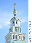 Госпитальная Церковь, Ташкент. Стоковое фото, фотограф Руслан Аюпов / Фотобанк Лори