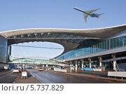 Купить «Аэропорт Шереметьево», фото № 5737829, снято 14 апреля 2012 г. (c) Наталья Волкова / Фотобанк Лори