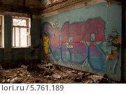 Граффити (2012 год). Редакционное фото, фотограф Ярослав Грицан / Фотобанк Лори