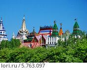 Купить «Измайловский Кремль. Москва», фото № 5763097, снято 22 мая 2011 г. (c) Светлана Кудрина / Фотобанк Лори