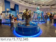 Купить «Музей Урании в Московском планетарии», фото № 5772345, снято 22 марта 2014 г. (c) Володина Ольга / Фотобанк Лори
